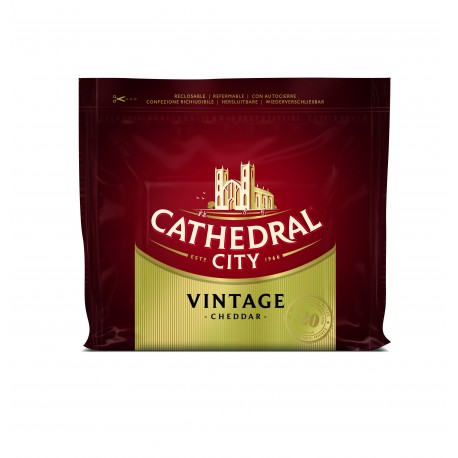 Cathedral CITY  Vintage